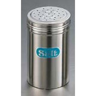 【まとめ買い10個セット品】 【業務用】IK 18-8 スーパージャンボ 調味缶 S缶