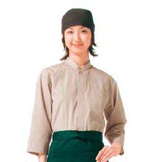 【まとめ買い10個セット品】 【業務用】シャツ(男女兼用)KY0067-6 ベージュ M