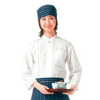 【まとめ買い10個セット品】 【業務用】シャツ(男女兼用)KY0067-8 白 M