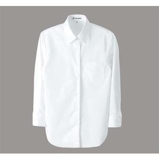 【まとめ買い10個セット品】 【業務用】シャツ(女性用)UH7602-0 ホワイト 7号