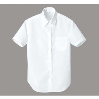【まとめ買い10個セット品】 【業務用】シャツ(女性用)UH7603-0 ホワイト 13号