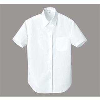 【まとめ買い10個セット品】 【業務用】シャツ(女性用)UH7603-0 ホワイト 15号