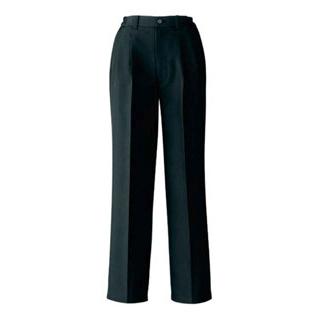 【まとめ買い10個セット品】パンツ(男女兼用)WL1472-9 ブラック S【 ユニフォーム 】 【ECJ】