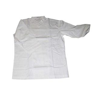 【まとめ買い10個セット品】 【業務用】コックシャツ(男女兼用)BA1208-0 オフホワイト L