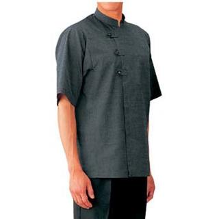 【まとめ買い10個セット品】 【業務用】コート(男女兼用)EA3008-9 黒 L