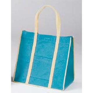 【まとめ買い10個セット品】 【業務用】ファインビュー不織布バッグ(10枚入)大 アッシュグレー