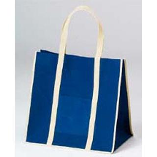 【まとめ買い10個セット品】 【業務用】ファインビュー不織布バッグ(10枚入)中 ネイビー