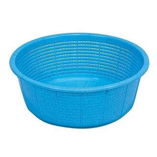 【まとめ買い10個セット品】サンコー ザル 小 ブルー【 水切り・ザル 】 【ECJ】