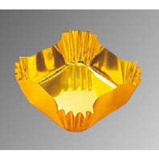 【まとめ買い10個セット品】 【業務用】角型カップ 旬彩の器 双金(300枚)M33-754