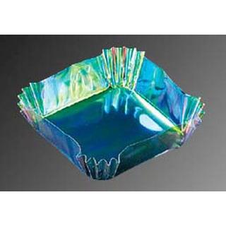 【まとめ買い10個セット品】 【業務用】角型カップ 旬彩の器 オーロラ(300枚)M33-750