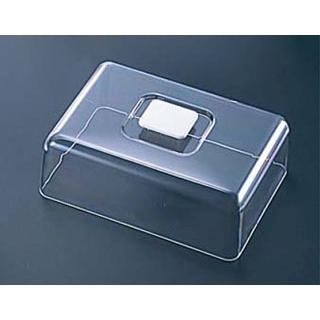 【まとめ買い10個セット品】 【業務用】ラブリーハットフード丈 角ケーキフード 大用 300×223