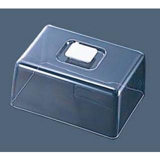 【まとめ買い10個セット品】 【業務用】ラブリーハットフード丈 角型 大用 300×223×130