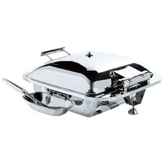 角型スマートチューフィング(ステンレス蓋仕様)15600【 ビュッフェ関連 】 【ECJ】