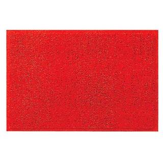 【まとめ買い10個セット品】 【業務用】3M スタンダード・クッション(裏地付)900×750 赤