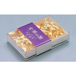 【まとめ買い10個セット品】 【業務用】金箔 金華の舞 純金製(64238)