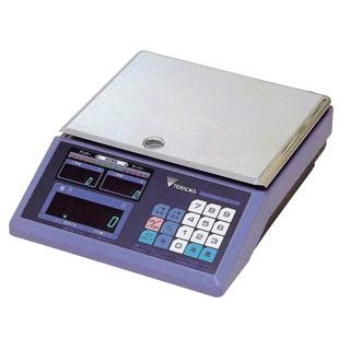 【業務用】テラオカ デジチェッカー型 デジタル式はかり DS-470 15kg【 メーカー直送/代金引換決済不可 】