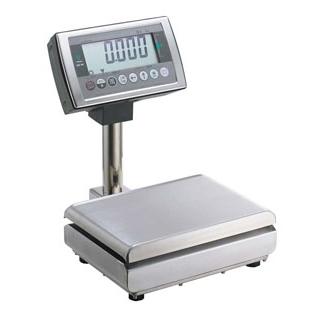 【業務用】テラオカ 防水・防塵型デジタルはかり卓上型 DS-55S-WP 6kg【 メーカー直送/代金引換決済不可 】