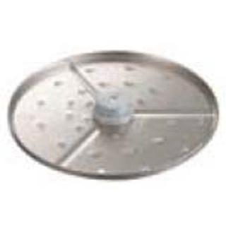 【まとめ買い10個セット品】 【業務用】ロボ・クープR-201・301UD兼用 丸千切り盤 6mm 【 メーカー直送/代金引換決済不可 】