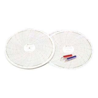 【まとめ買い10個セット品】温湿度記録計 温湿きろく君用補用品セット CP101-D(1日用)【 温度計 】 【ECJ】