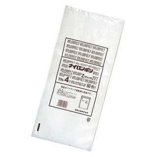 【まとめ買い10個セット品】ナイロンポリ チャック袋Zタイプ(50枚入)No.4 160×285【 厨房消耗品 】 【ECJ】