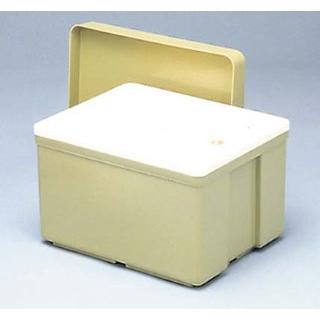 【まとめ買い10個セット品】 【業務用】保温保冷食缶 小 KC-200 グリーン 415×335