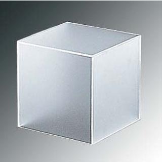 【まとめ買い10個セット品】アクリルBOX 5面体(マット)30602 中【 ディスプレイ用品 】 【ECJ】