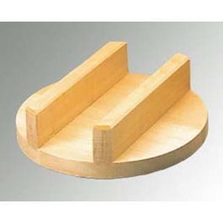 【まとめ買い10個セット品】 【業務用】豊年釜用 木蓋(唐桧)37cm(34cm用)
