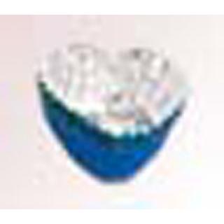eb-5733230 0734ページ 最安値に挑戦 27番 人気 販売 通販 業務用 まとめ買い10個セット品 青 チョコカップ ECJ お見舞い 1000枚入 製菓 ハート型 ベーカリー用品 アルミ