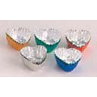【まとめ買い10個セット品】 【業務用】アルミ チョコカップ(1000枚入)ハート型 赤