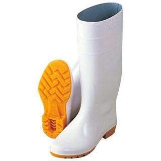 【まとめ買い10個セット品】 【業務用】アキレス 長靴 ワークマスター 白 24cm