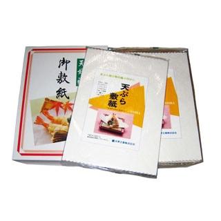 【まとめ買い10個セット品】天紙 D(1000枚入)大 190×260【 料理演出用品 】 【ECJ】