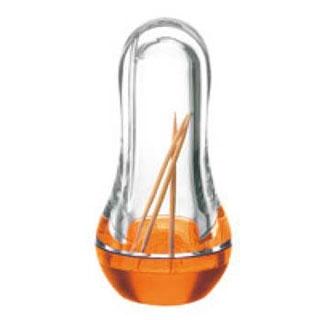 【まとめ買い10個セット品】グッチーニ ツースピックホルダー 231000 45オレンジ【 オーブンウェア 】 【ECJ】