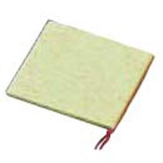 【まとめ買い10個セット品】 【業務用】えいむ 布地 和風 メニューブック つむぎ-103 ミニ グリーン