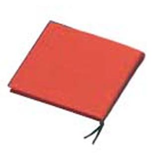【まとめ買い10個セット品】 【業務用】えいむ 布地 和風 メニューブック つむぎ-103 ミニ エンジ