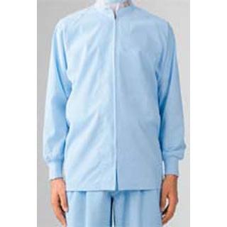 【まとめ買い10個セット品】 【業務用】男女兼用ブルゾン(長袖)8-423 ブルー LL