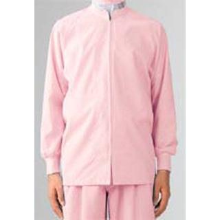 【まとめ買い10個セット品】 【業務用】男女兼用ブルゾン(長袖)8-427 ピンク M