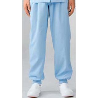 【まとめ買い10個セット品】 【業務用】男女兼用パンツ 7-522 ブルー S