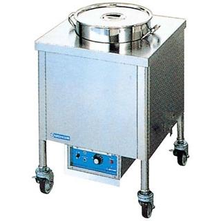 【業務用】スープウォーマーカート角型SWC-600S単相200V【メーカー直送/決済】