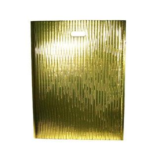【まとめ買い10個セット品】 【業務用】保冷・保温バッグ エスケークール ゴールド(10枚入)LC-LL