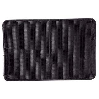 【まとめ買い10個セット品】 【業務用】抗菌樹脂すのこ DS113 56型 ブラック