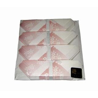 【まとめ買い10個セット品】お箸包み 華かすみ(100枚入)OHK-05 しだれ桜【 カトラリー・箸 】 【ECJ】