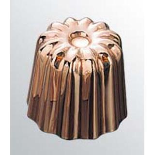 【まとめ買い10個セット品】 【業務用】ムヴィエール 銅製 キャヌレ型 No.4180-55
