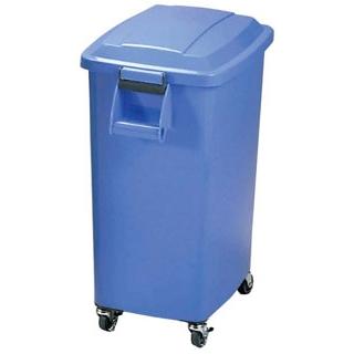 eb-6447200 1173ページ 02番 人気 販売 通販 業務用 お洒落 まとめ買い10個セット品 ブルー 休日 ECJ B CK-45 キャスター付 清掃 厨房ペール 衛生用品