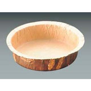 【まとめ買い10個セット品】 【業務用】小麦柄 サーキュラーカップ(100枚入)P-120