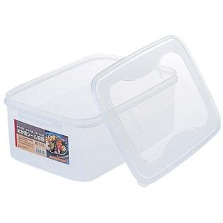 【まとめ買い10個セット品】ぬか漬 シール容器 角 5L【 ストックポット・保存容器 】 【ECJ】