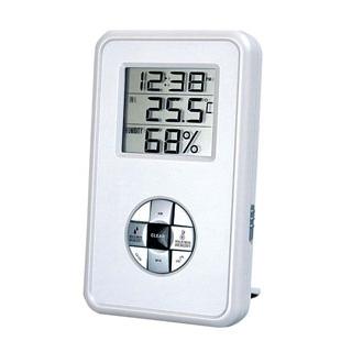 【まとめ買い10個セット品】 【業務用】カスタム デジタル温湿度計 CTH-202