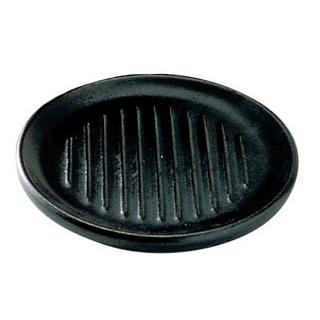【まとめ買い10個セット品】 【業務用】遠赤 ミニ 陶板焼 丸型(21190)