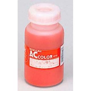 【まとめ買い10個セット品】 【業務用】タッテル用ACカラー AC200 赤 200cc