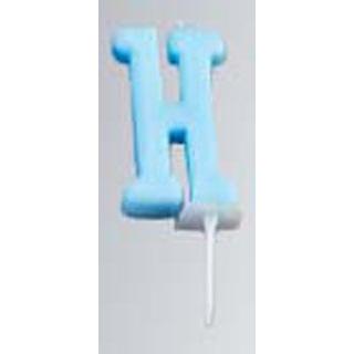 【まとめ買い10個セット品】アルファベットキャンドル パステル(10入)H B7510-07-08【 卓上小物 】 【ECJ】