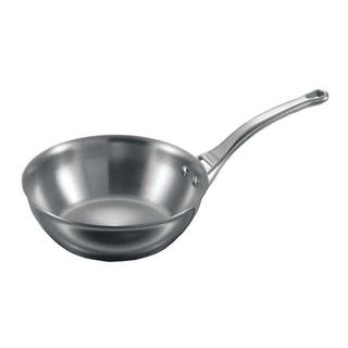 デバイヤー アフィニティ コニカルソテーパン 3736-20cm 【ECJ】【 IH・ガス兼用鍋 】